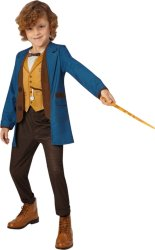 Harry Potter Fantastic Beasts Newt Scamander