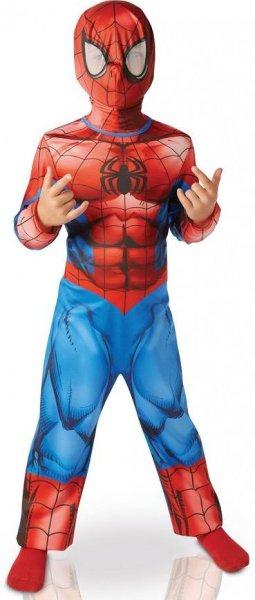Spiderman-kostyme for barn