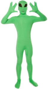 Alien Morphsuit