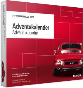 Franzis Porsche adventskalender