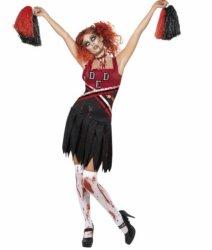 Zombie Cheerleader Kostyme