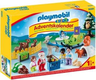 Playmobil Jul i Skogen adventskalender