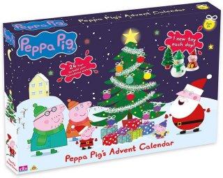 Peppa Pig adventskalender 2018