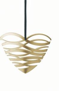 Stelton Tangle hjerte 8,5cm