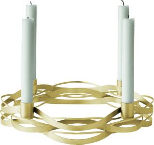 Stelton Tangle adventslysestake