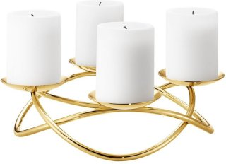 Georg Jensen Season Grand lysestake