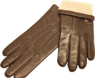 Fingerman Ciano m/ullstrikk (Herre)