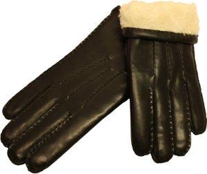 Fingerman Ciano m/tovet ull (Herre)