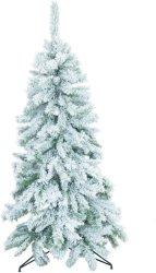 Europalms juletre 180cm snø