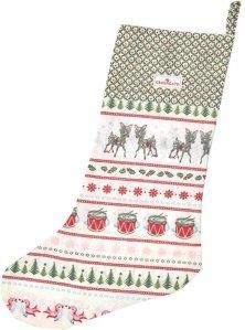 Greengate Bambi julestrømpe