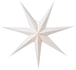 Watt & Veke Vintergatan adventsstjerne