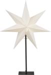 Star Trading Frozen adventsstjerne på fot 80cm