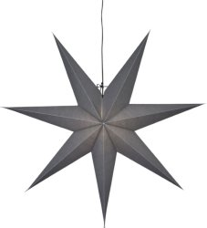 Star Trading Ozen adventsstjerne hengende 70cm