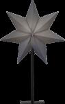 Star Trading Ozen adventsstjerne på fot 55cm