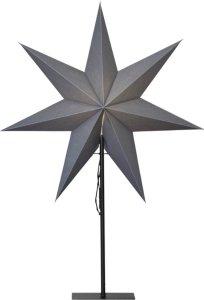 Star Trading Ozen adventsstjerne på fot 75cm
