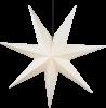 Star Trading Frozen adventsstjerne hengende 100cm