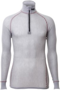 Brynje Wool Thermo Zip Polo (Herre)