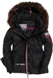 Superdry Canadian Down Ski (Dame)