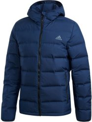 Adidas Helionic Down Hooded Jacket (Herre)