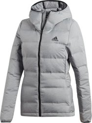 Adidas Helionic Down Hooded Jacket (Dame)