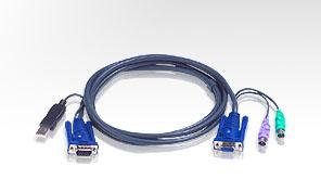 Aten 2L-5502UP USB KVM Cable