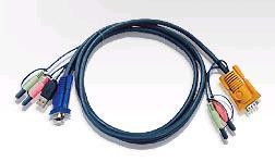 Aten USB KVM Cable 2L-5303U