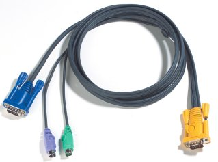 Aten PS/2 KVM Cable 2L-5203P