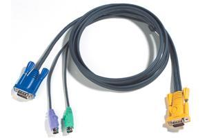Aten PS/2 KVM Cable 2L-5202P