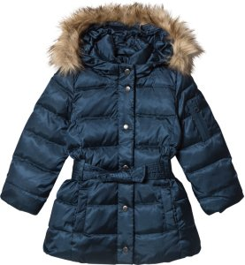 GAP Down Puffer Jacket with Belt