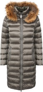 Haust Collection Long reversible down jacket