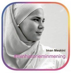 Iman Meskini #minhistorieminmening