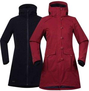 Bjerke Lady Coat 3 in 1 (Dame)