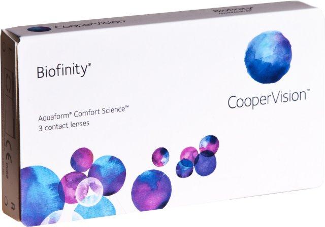 Cooper Vision Biofinity 3p