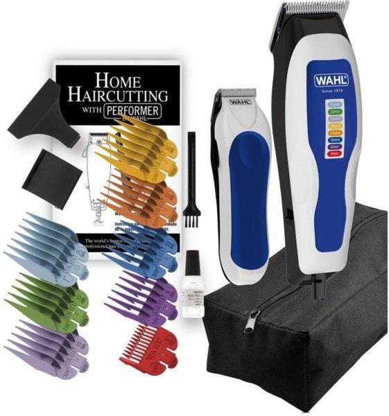 Wahl Color Pro Combo hårklipper og mini-trimmer