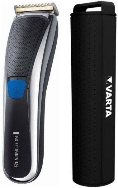 Remington Hair Clipper HC5705GP med Varta Powerpack