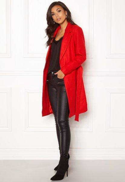 Only Rachel Wool Coat