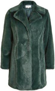 Vila Softa Faux Fur Coat