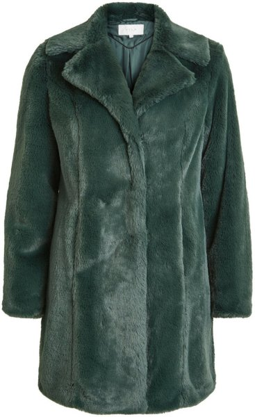 Vila Softa Faux Fur Coat