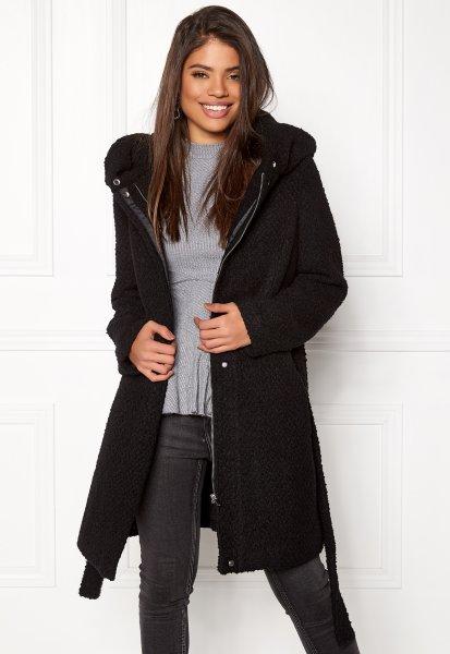 Vila Cama New Wool Coat