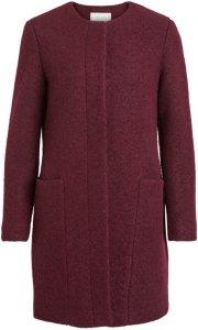 Vila Coffee Wool Coat