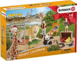 Schleich Wild Life 2018 adventskalender