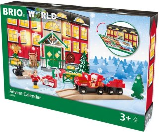 Brio World Advent Calendar 2018
