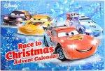 Disney Race to Christmas Advent Calendar