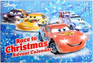 Disney Race to Christmas Advent Calendar