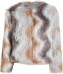 Vila Faux Fur Jacket
