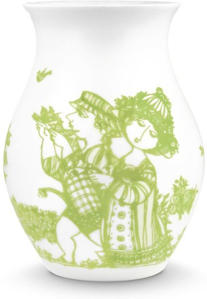 Bjørn Wiinblad Rosegarden vase