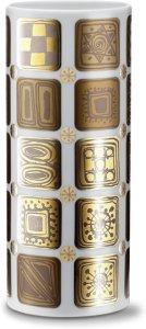 Bjørn Wiinblad vase gull 20cm