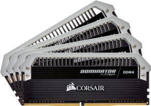 Corsair Dominator Platinum DDR4  3000MHz CL15 32GB (4x8GB)