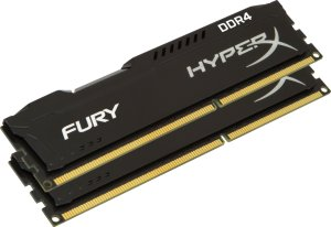 Kingston HyperX Fury DDR4 2666MHz CL16 16GB (2x8GB)