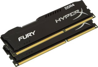 Kingston HyperX Fury DDR4 2666MHz CL16 16GB (2x8GB)